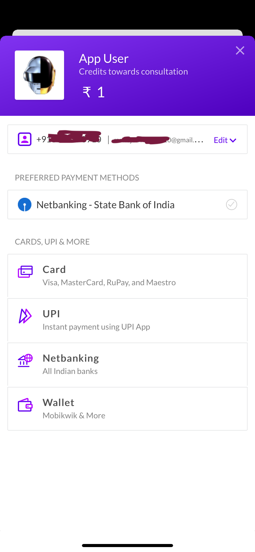 React Native Integrate Payment Gateway with Razorpay pay