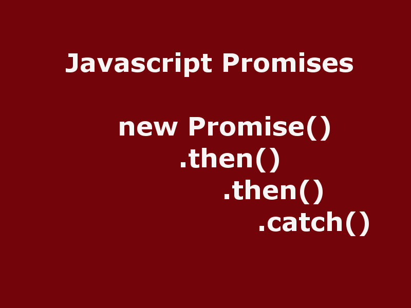 What is Promise in JavaScript (ES)